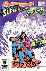 dc comics presents #65 - superman & madame xanadu.cbr