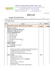 Báo giá EVA - 525 (Song Hong).xlsx