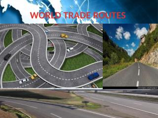 World trade routes ppt.pptx