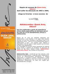 release_adolescentes quem ama educa_içami tiba.doc