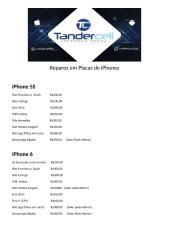 Tabela de Precos de Reparos Apple Loja TanderCell.docx