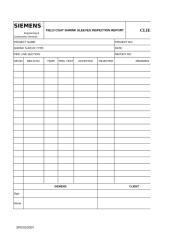 FIELD COAT SHRINK SLEEVES INSPECTION REPORT.xls